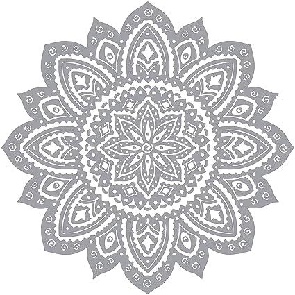 Amazon.com: Omega Namaste Yoga Mandala Lotus Bloom Vinyl ...