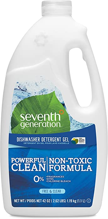 Top 9 Laundry Booster Natural Seventh Generation