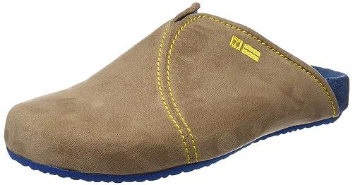 NORDIKAS Free, Zapatillas de Estar por casa con talón Abierto para Hombre: Amazon.es: Zapatos y complementos