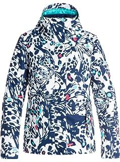 Roxy Snow Juniors Jetty Printed Snow Jacket