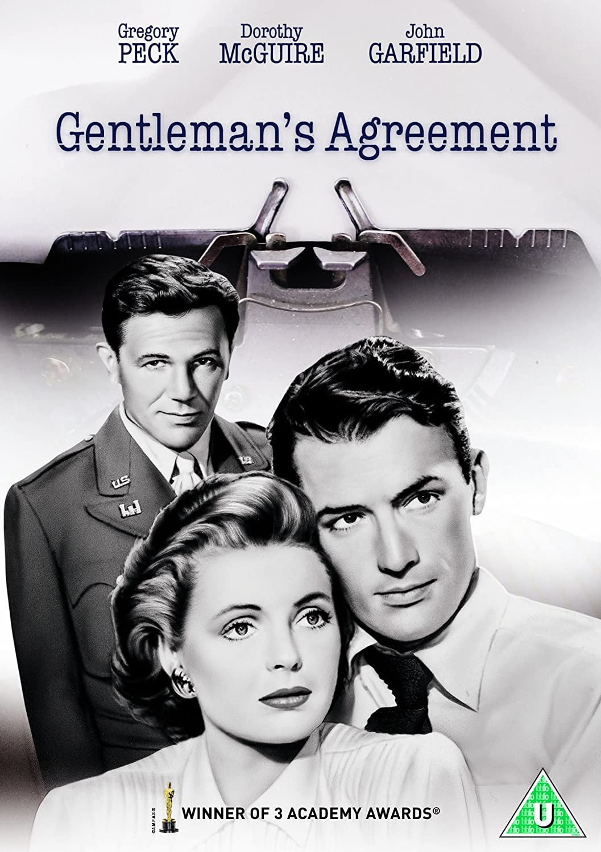 Amazon Gentlemans Agreement Dvd 1947 Movies Tv