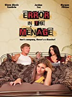 Error in the Menage