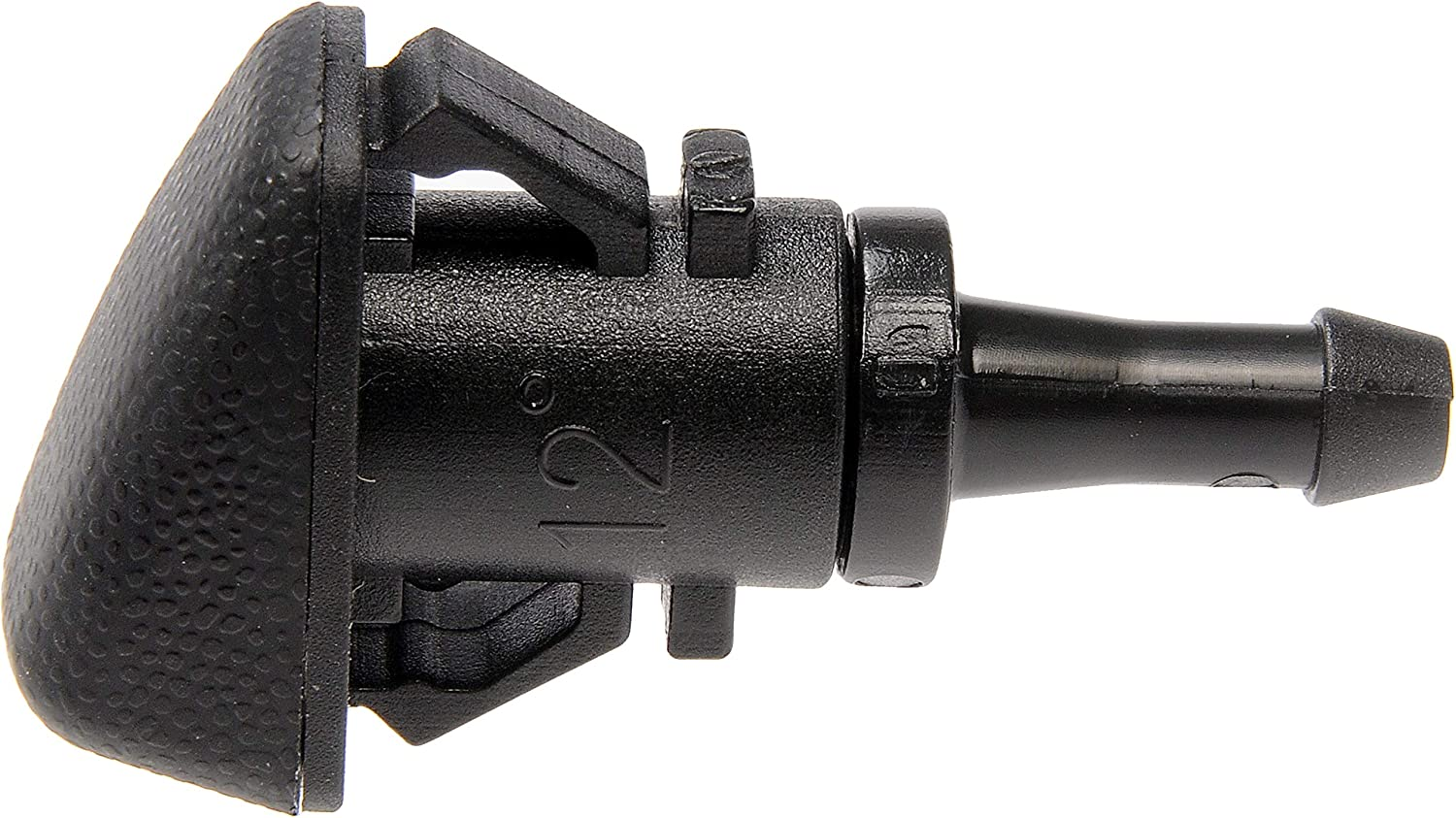 Dorman 58138 ont Windshield Washer Nozzle for Select Buick//Chevrolet//GMC Models