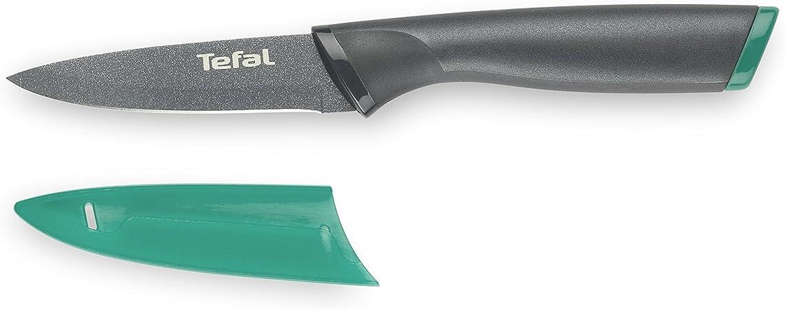 Compra Tefal K1220614 - Cuchillo para pelar y Estuche, plástico, Gris, 30 x 10 x 2, 9 cm en Amazon.es
