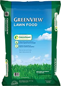 GreenView 2129801 21-31157 Lawn Food, 48 lb. -Covers 15,000 sq. ft