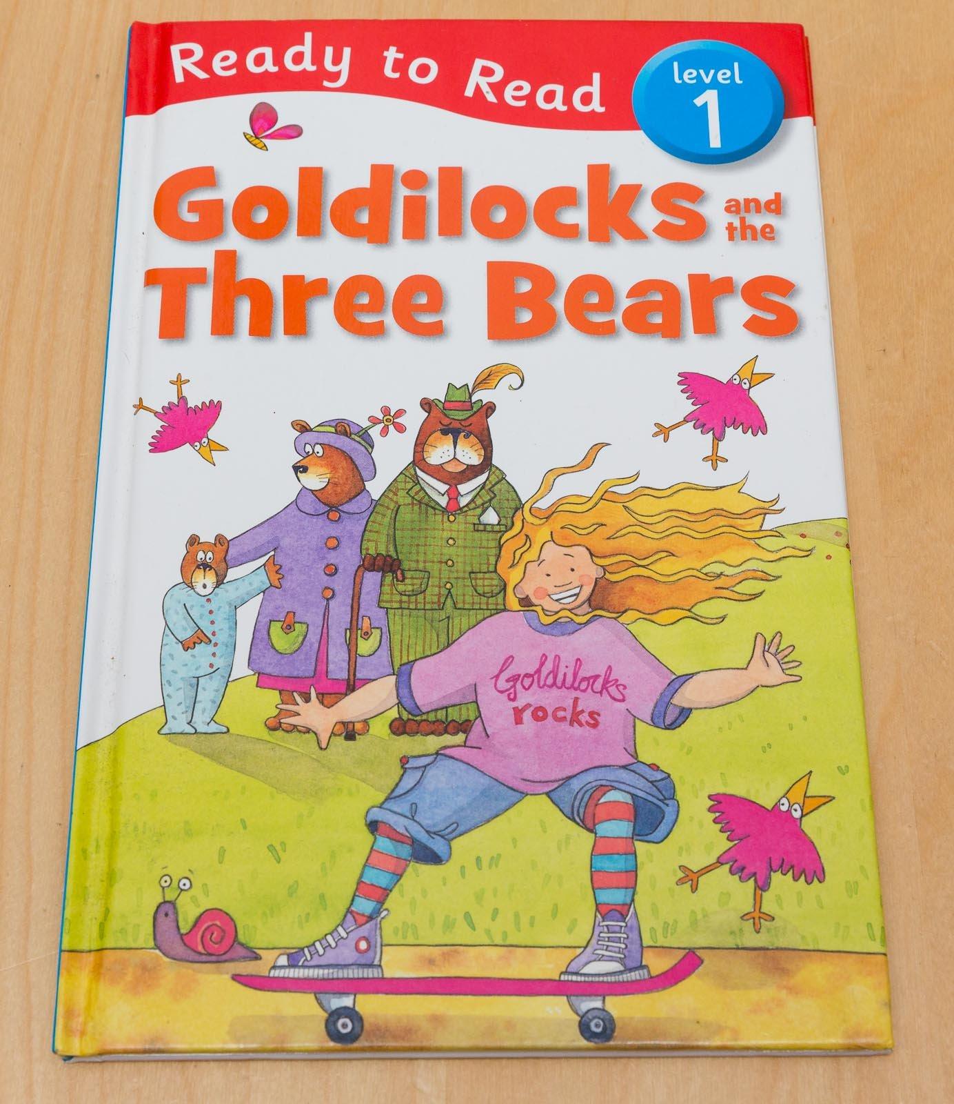 Goldilocks and the Three Bears (Level 1) (Ready to Read) ebook