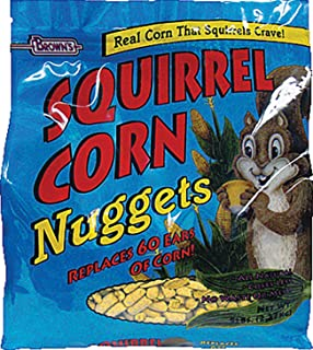 F.M. Brown's Bird Lovers Blend Wildlife Feed, 5-Pound, Squirrel Corn Nuggets by F.M. Brown's Squirrel Corn Nuggets by F.M. Brown's Fm Browns 51563-2