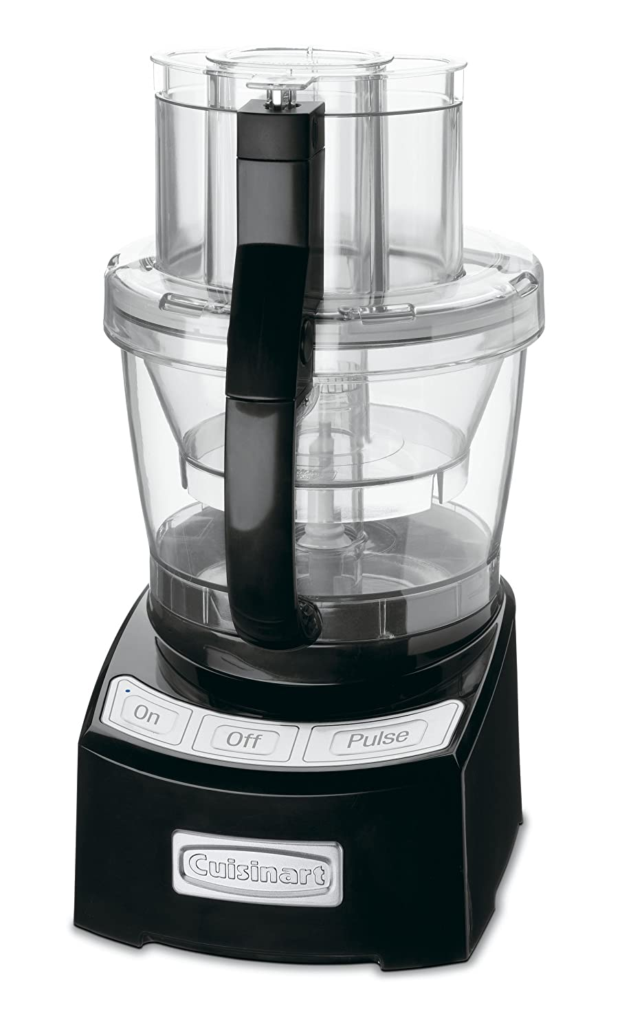 amazon com cuisinart fp 12bk elite collection 12 cup food amazon com cuisinart fp 12bk elite collection 12 cup food processor black full size food processors kitchen dining