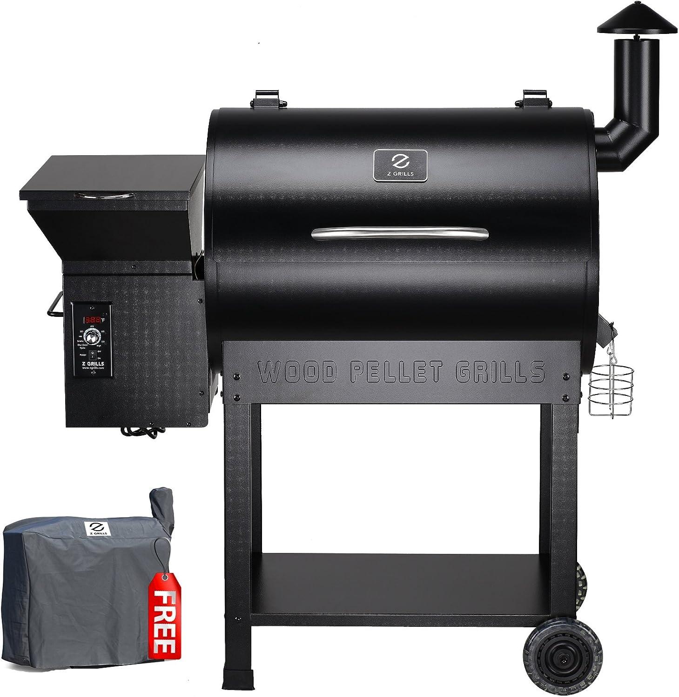 Z Grills ZPG-7002B Wood Pellet Grill & Smoker