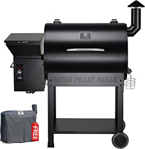 Z Grills Upgrade Wood Pellet Grill & Smoker