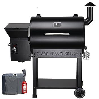 Z Grills Black Portable Pellet Grill