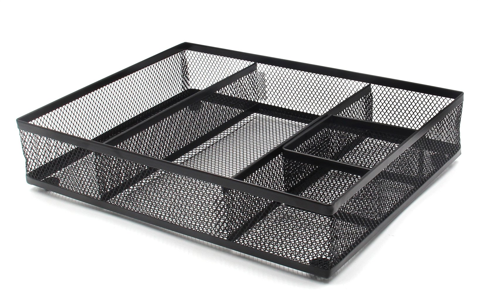 EasyPAG Mesh Collection Desk Accessories Drawer Organizer, Black by EasyPAG
