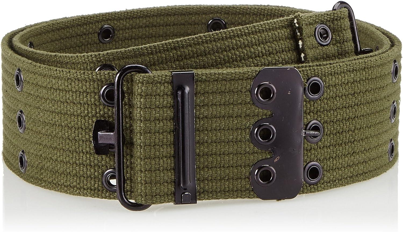 LC-1 US Army Pistol Belt Alice Web Webbing LC1 Individual Equipment Combat Black