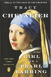 girl a pearl earring dutch paintings from the mauritshuis  girl a pearl earring a novel