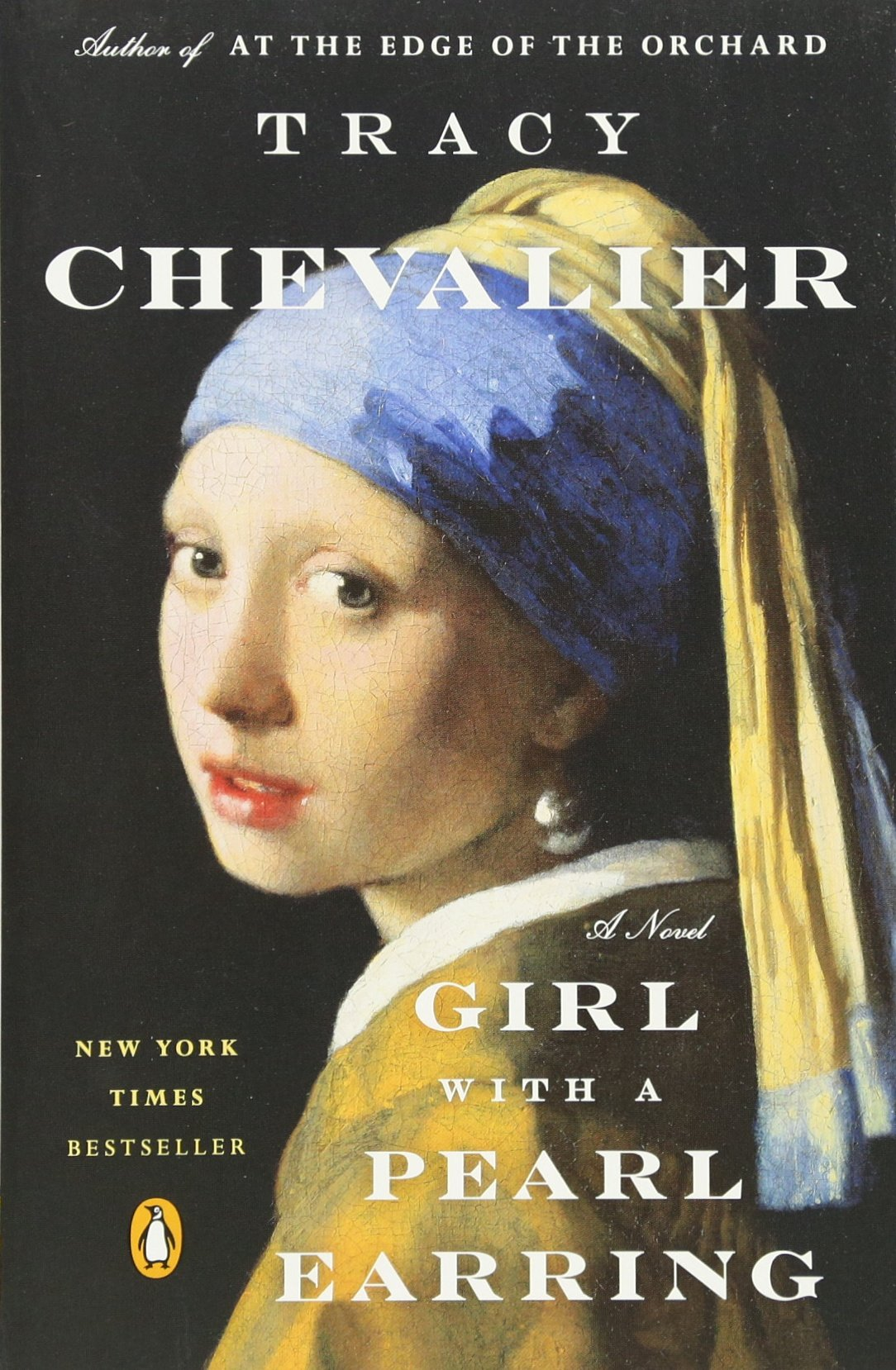 Amazon: Girl With A Pearl Earring: A Novel (9780452282155): Tracy  Chevalier: Books