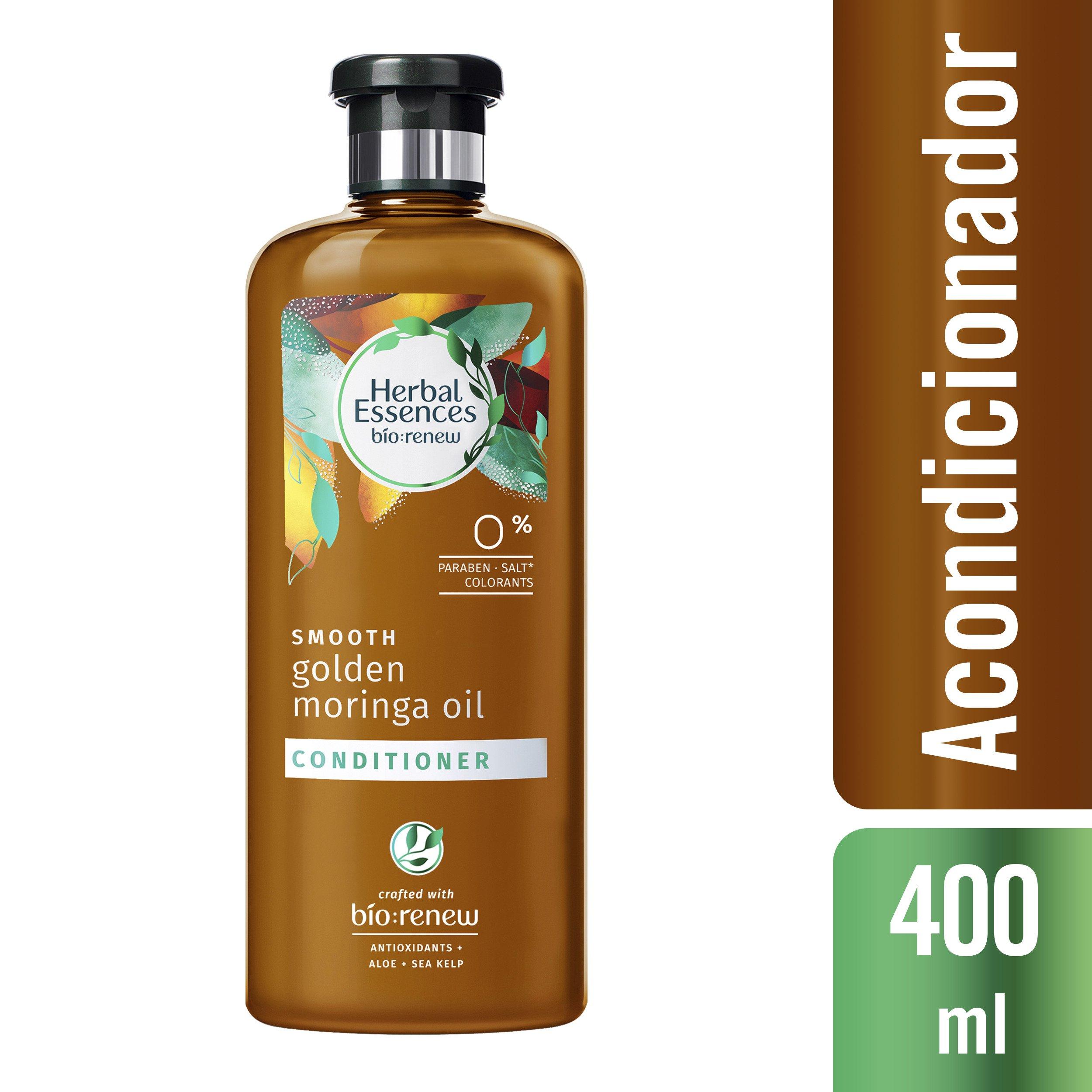 Herbal Essences Golden Moringa Oil Shampoo, 13.5 Fluid