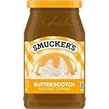 Smucker's Butterscotch Flavored Topping, 12.25 Ounces