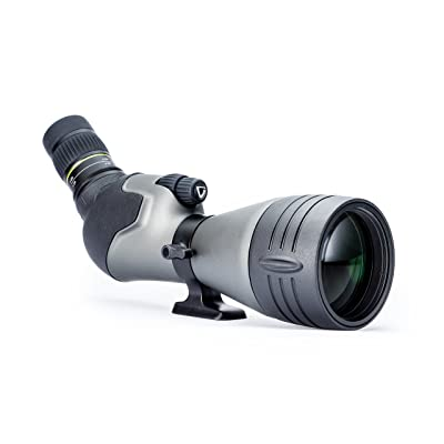 Vanguard Endeavor HD 82A Angled Eyepiece Spotting Scope with 20-60x Magnification