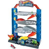 Hot Wheels GNL70 City Stunt Garage Play Set