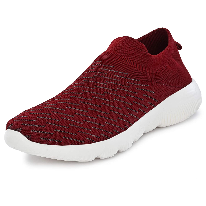 Best designer mehroon running shoes for men