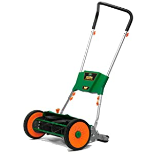 Scotts Outdoor Power Tools 515-18S Ultra Cut Reel Lawn Mower, 18-Inch Green