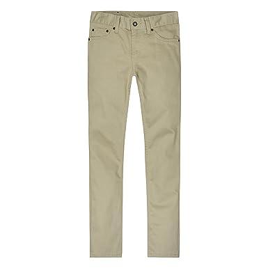f60174832 Levi's Boys' 511 Slim Fit Color Jeans, Chinchilla Black, ...