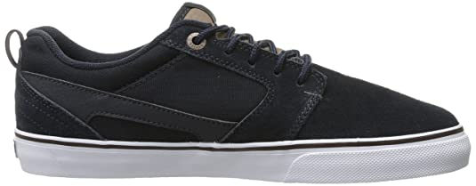 EtniesRap CT - Scarpe da Skateboard Uomo, Blu (Blau (480, Navy/Brown/White)), 43