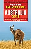 Frommer's EasyGuide to Australia Australia 2018 (Complete Guide)