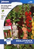 johnsons seeds - Pictorial Pack - Fiore - Malva Double Mix - 50 Semi