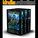 The Warden Series (Books 1 - 3)
