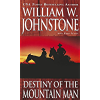 Destiny of the Mountain Man book cover