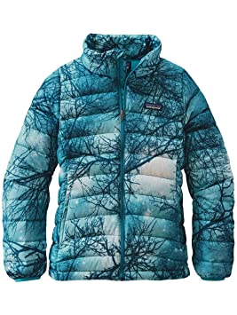 6128997d9341 Image Unavailable. Image not available for. Colour  Patagonia Girls Down  Sweater Jacket ...
