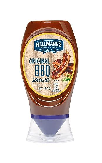 HellmannS Barbacoa bocabajo - 250 ml