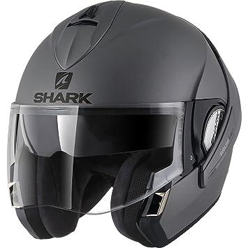 SHARK - HE9355EAMAKS/162 : SHARK - HE9355EAMAKS/162 : Casco Modular con Pantalla