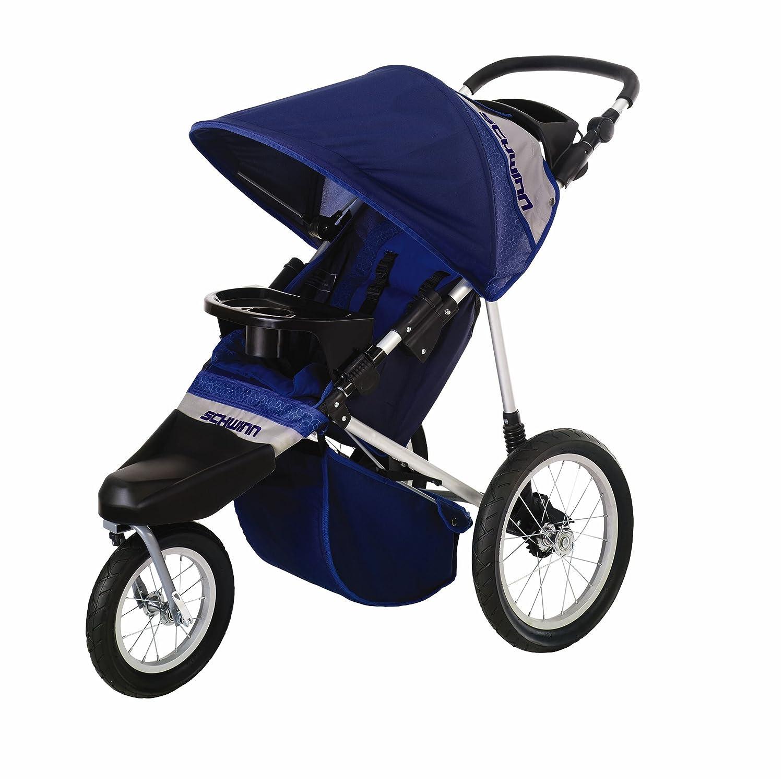 Schwinn Free Wheeler Jogging Stroller (Blue/Gray): Amazon ca