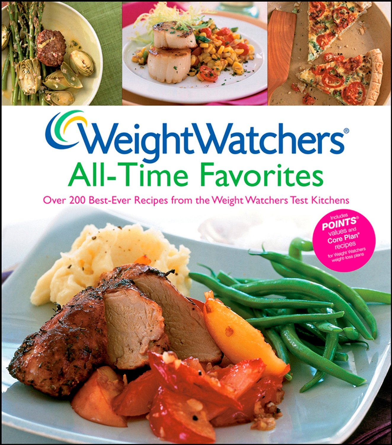Read Online Weight Watchers All-Time Favorites: Over 200 Best-Ever Recipes from the Weight Watchers Test Kitchens pdf epub