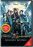 Pirates Of The Caribbean: Salazar's Revenge - DVD