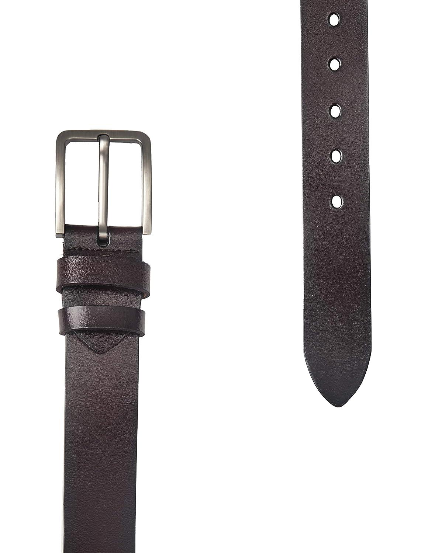 1.5 Inch Wide Classic Jean Belts For Men YJOY Mens Leather Belt