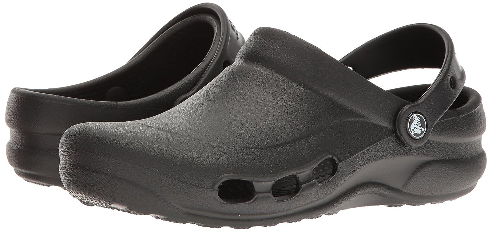 Crocs Unisex Specialist Vent Clog Black 11 10074M Black - 6