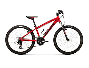 Conor Bikes Children Wrc Pro 24 Inch 17 Red Sports