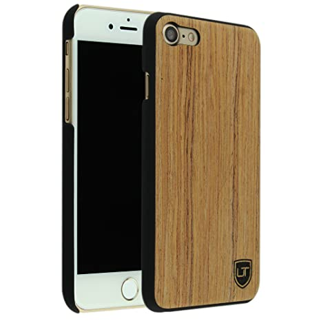 custodia iphone 8 legno