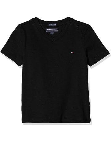 Fruit of the Loom T-Shirt 98 für Kinder von 2-3 Jahren Grau 3er Pack