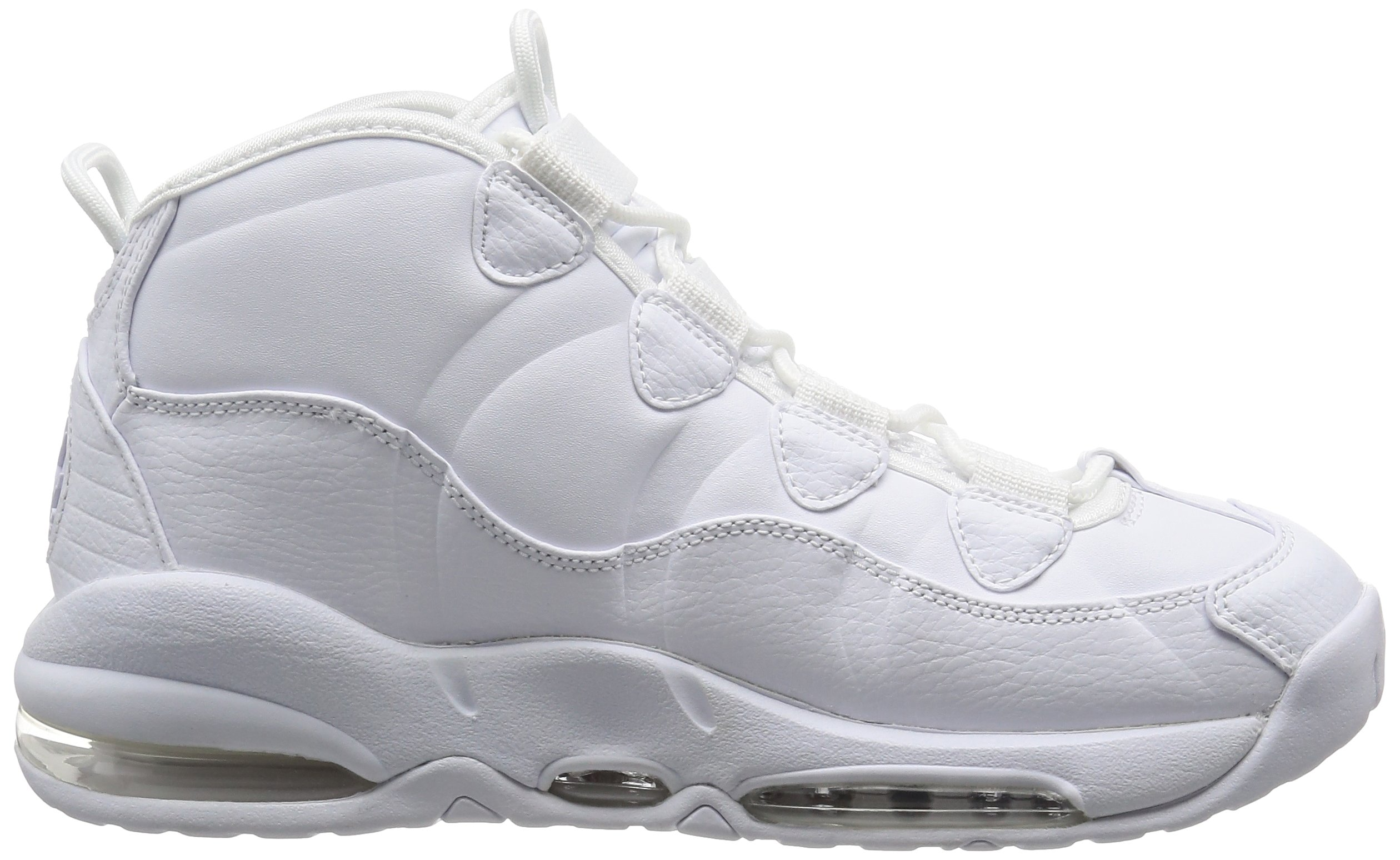 AIR MAX UPTEMPO 95 TRIPLE WHITE - 922935-100 - SIZE 10.5 - US Size