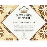 Nubian Heritage Raw Shea Butter 5oz 6 Bar Soap Pack
