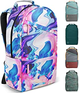 Simple Modern Legacy Backpack with Laptop Compartment, Dreamcicle, 25 Liter