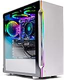 Skytech Archangel Gaming Computer PC Desktop – RYZEN 5 2600X 6-Core 3.6 GHz, GTX 1660 6G, 500GB SSD, 16GB DDR4 3000MHz…