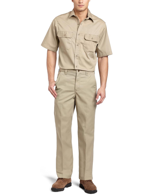 Carhartt Mens Big /& Tall Twill Short Sleeve Work Shirt Button Front