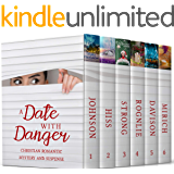 A Date with Danger: Inspirational Mystery and Suspense Set