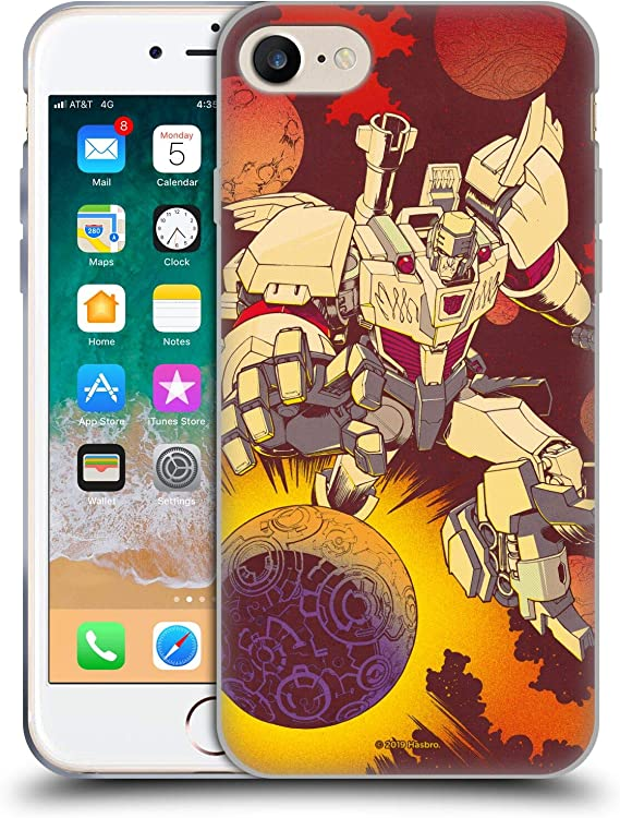 Wrecker The Robot iphone case
