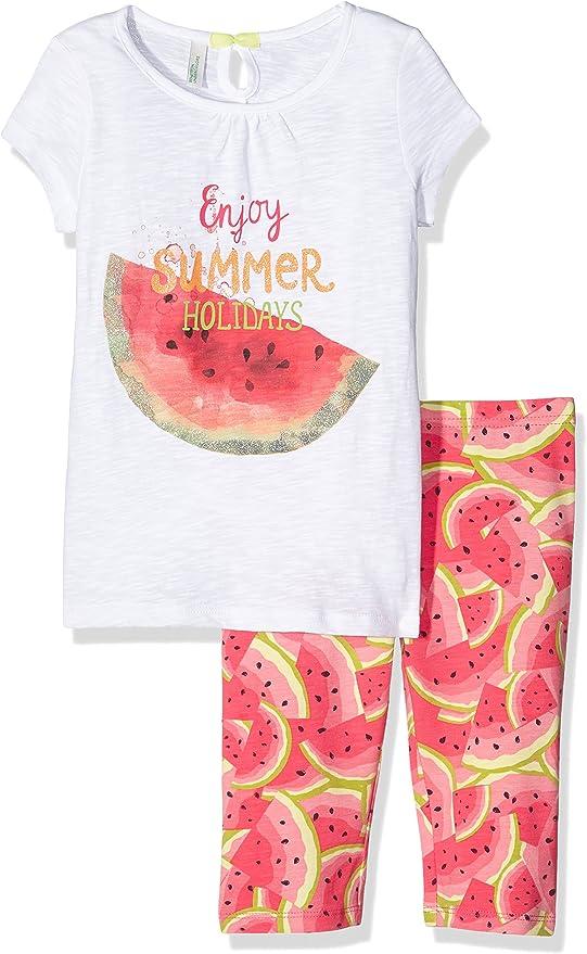 United Colors of Benetton Watermelon T-Shirt Set Pijama ...